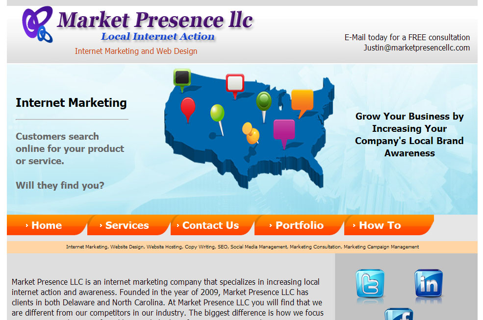 market presence llc skulldragon     personal blog of