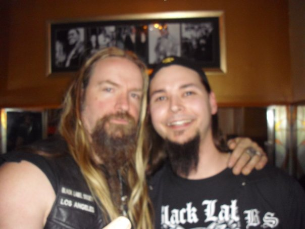 Zakk Wylde January 2010 Iridium NYC
