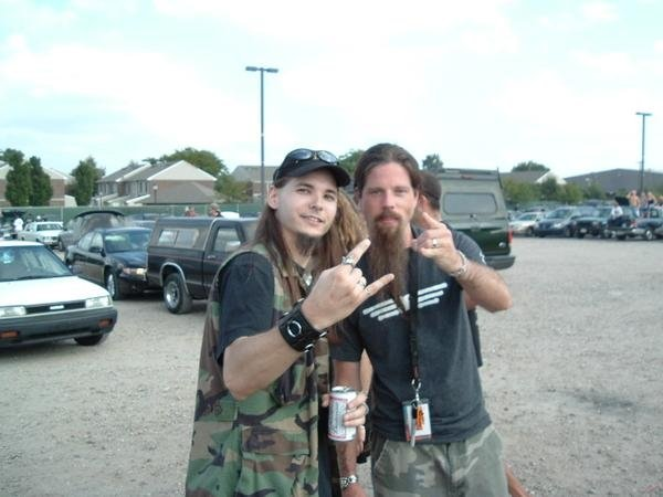 Chris Adler, Lamb of God