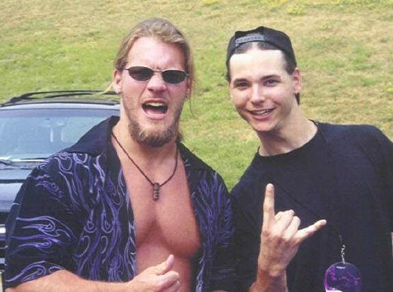 Chris Jericho - Fozzy