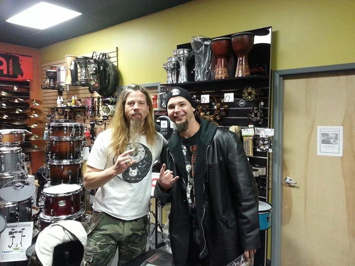 Chris Adler - Lamb of God