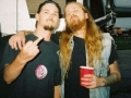 Philth, original drummer from BLS